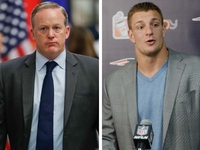Looking back at when Spicer and Gronk crossed paths