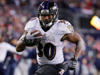Ravens' Kenneth Dixon done for season after surgery