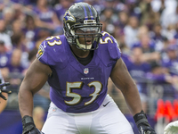 Ravens sign OL Jeremy Zuttah to two-year deal