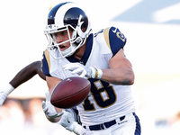 Trumaine Johnson: Cooper Kupp is top rookie material