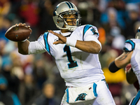 Injuries: Cam Newton on track to start against Jags