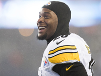 Healthier Le'Veon Bell looks forward to facing Patriots
