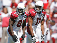 Larry Fitzgerald says Anquan Boldin is HOF worthy
