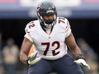 Bears LT Charles Leno signs four-year, $38M extension
