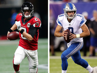 Cheat Sheet: Falcons, Lions look to remain unbeaten