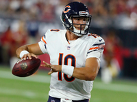 Mitchell Trubisky: Bears in perfect situation to emerge