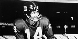 Y.A Tittle historic image