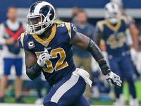 Alec Ogletree, Rams agree on 4-year, $42M extension
