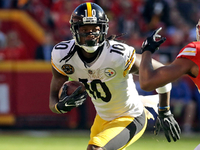 Martavis Bryant requested trade from Steelers