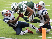 Riveron comfortable with call on Jets' non-touchdown