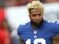 Giants don't expect Beckham injury to affect contract