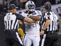 Marshawn Lynch ejected for unsportsmanlike conduct