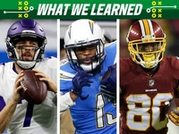 NFL Week 12: Nine takeaways from Thanksgiving Day