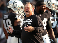 Pagano on Raiders defense: 'Always room for change'