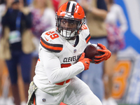 Browns want Duke Johnson to play as much as possible