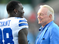 Jerry Jones: Dez Bryant is 'really a better player'