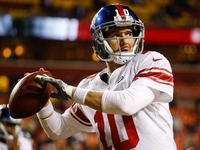 Eli Manning to replace Geno Smith as Giants' starter
