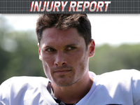 Injuries: Chris Hogan expected to be active vs. Dolphins