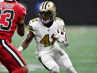 Saints RB Alvin Kamara expects to play against Jets