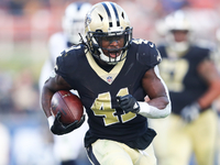 Injuries: Alvin Kamara (concussion) expects to play