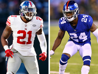 Landon Collins: I guess Eli Apple don't remember things