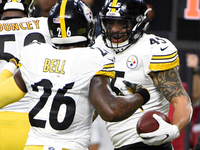 Steelers defeat Texans, clinch first-round playoff bye