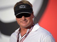 Raiders plan to introduce Jon Gruden as head coach