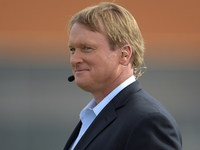 Oakland Raiders hire Jon Gruden as head coach