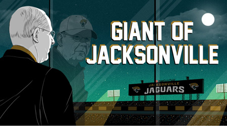 As the first coach in franchise history, Tom Coughlin swiftly made Jacksonville a contender. Two decades later, the 70-year-old has returned to the downtrodden Jaguars with a different job title, but the same grizzled mindset.