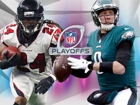 Falcons vs. Eagles: NFC Divisional Round preview