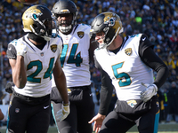 Jaguars hold off Steelers, advance to face Patriots