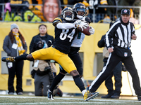 NFL players react to Antonio Brown's stunning TD catch