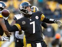 Ben Roethlisberger still has 'a desire to play football'