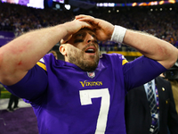 Players react to Vikings' amazing playoff comeback
