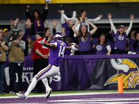 Stefon Diggs' last-second TD caps Vikings' wild win