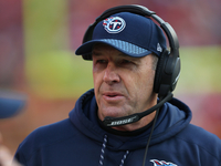 Mike Mularkey, Titans mutually agree to part ways