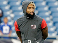 Odell Beckham posts '90s style workout video