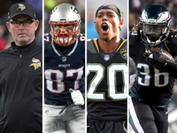 52 key people, places and things left in NFL playoffs