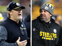 Randy Fichtner replaces Todd Haley as Steelers OC