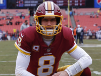 Ex-Redskins GM on Kirk Cousins: 'I don't see special'