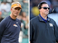 Vikings to consider McCoy, McAdoo to replace Shurmur