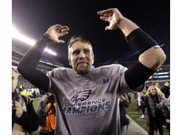 Nick Foles leads Eagles to SB LII with win over Vikings