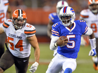 Cleveland Browns to trade for Bills QB Tyrod Taylor