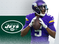 online retailer 62ee3 094da Jets expected to sign Teddy Bridgewater to 1-year deal - NFL.com