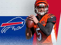 Bills agree to terms with AJ McCarron on 2-year deal