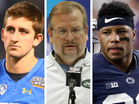 Jets' trade for No. 3 pick shakes up first round of 2018 NFL Draft