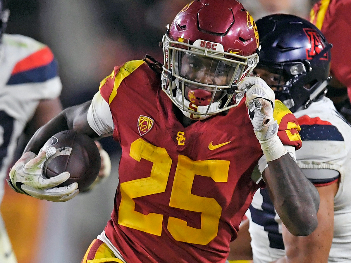Buccaneers Take Usc Rb Ronald Jones With No 38 Pick Nfl Com