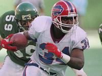 Buffalo Bills to retire Thurman Thomas' No. 34 jersey