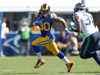Rams will wear throwback uniforms five times in 2018 - NFL.com f2a4954b3