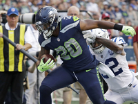 Seahawks' Rashaad Penny has surgical operation on finger thumbnail
